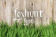 Foxhunt Font