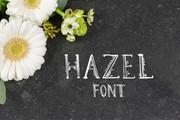 CG Hazel Font
