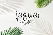 CG Jaguar Font
