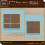 2011 Templates Series 1-6