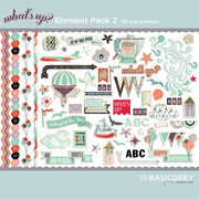 What's Up Element Pack 2