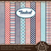 Nautical Paper Collection 1