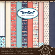 Nautical Paper Collection 2