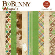Roughin' It Paper Pack 2
