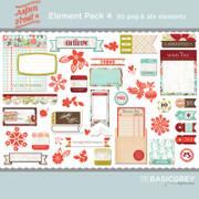 Aspen Frost Element Pack 4