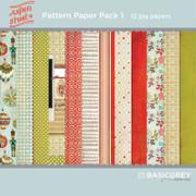 Aspen Frost Paper Pack 1