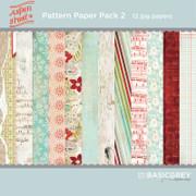 Aspen Frost Paper Pack 2
