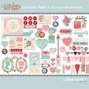 True Love Element Pack 1