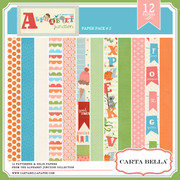 ALPHABET JUNCTION Paper Pack 2