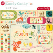 Girl Friday Candy Candy