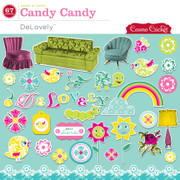 DeLovely Candy Candy