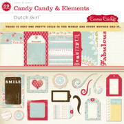 Dutch Girl Candy Candy & Elements