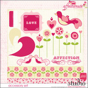 AFFECTIONATE - Accessory Set