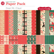 Dear Mr. Claus Paper Pack