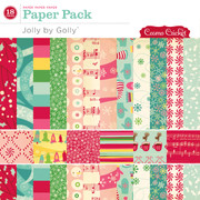 Jolly by Golly Paper Pack