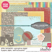 APRIL SHOWERS Springtime Kit