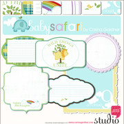 BABY SAFARI - CARDS