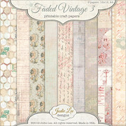 Faded Vintage Papers 3