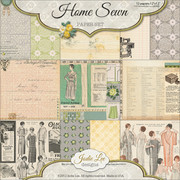 Home Sewn Papers