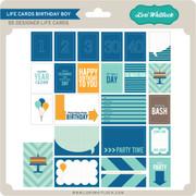 Basics Life Cards Birthday Boy