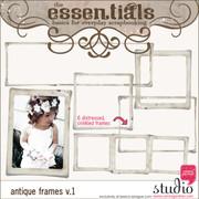 ESSENTIALS - Frames v1