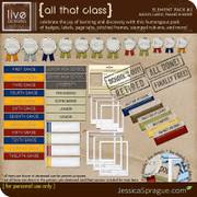 All That Class (School-Themed) Elements Vol. 2