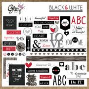 Black & White Element Pack 2