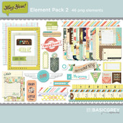 Hey You Element Pack 2