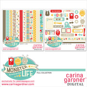 MONSTER LIFE Full Collection