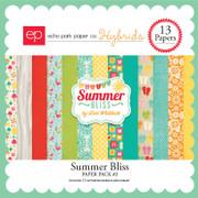 Summer Bliss Paper Pack #2