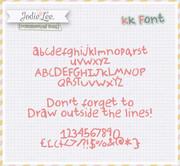 KK Font