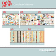 Carte Postale Complete collection