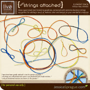 liv.edesigns With Strings Attached Vol. 1