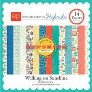Walking on Sunshine Paper Pack #1