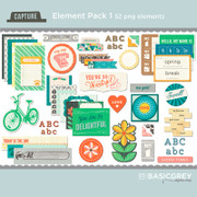 Capture Element Pack 1
