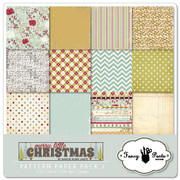 Merry Little Christmas Paper Pack #2