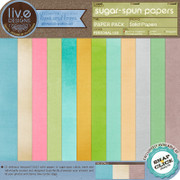 liv.edesigns Sugar-Spun Papers