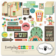 Everyday Circus Element Pack #3