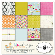 Me-ology Paper Pack #2