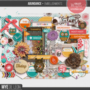 Abundance | Embellishments