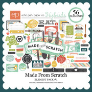 Made From Scratch Element Pack #1