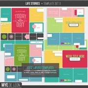 Life Stories | Template Set 3