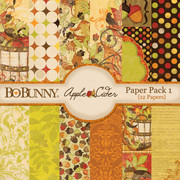 Apple Cider Paper Pack 1