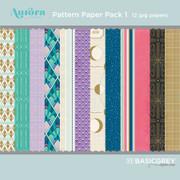 Aurora Paper Pack 1