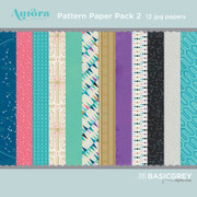 Aurora Paper Pack 2