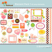 Vivienne Element Pack 1