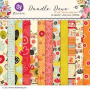 Doodle Deux 16 Paper Pack