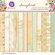 Songbird Paper Pack