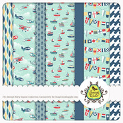 This pack features 7 decorative papers!