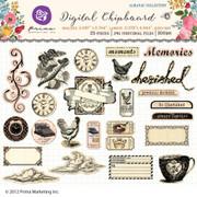 Almanac Digital Chipboard